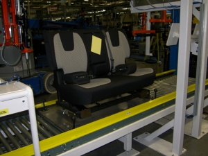 GMC Equinox Seat Build Expansion Area